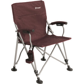 Outwell Campo Chair, claret